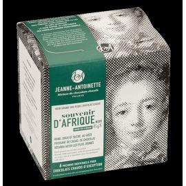 Souvenir d'afrique - Chocolat en poudre par Jeanne Antoinette